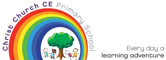 Christ Church Hanham Primary School Logo